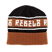 Rebel8 Alpine beanie rust, one size