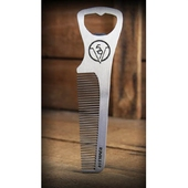 Rumble59 Comb Bottle Opener metallkam