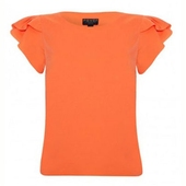 Berkshire Top Orange