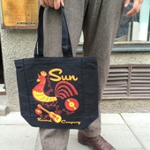 Steady Clothing Rooster Doodle Tote