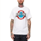 Rebel8 Industry Giants tee white