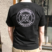 WMAC Tee Logo Back Black