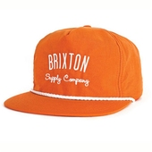 Brixton Driven snap back