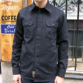 WMAC Work Shirt #21 Black