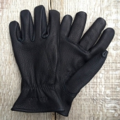 Red Wing Buckskin Glove Black
