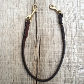 Pike Brothers 1932 Engineer Lanyard Cognac