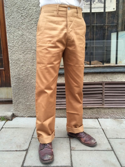 Buzz Rickson's Chino 1945 Model i gruppen Unionville / Made in Japan hos Sivletto (w10159)
