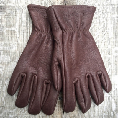 Red Wing Buckskin Glove Brown i gruppen Unionville / Made in USA hos Sivletto (w10850)