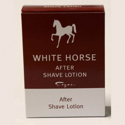 White Horse After Shave Lotion i gruppen Grooming / Rakning / Aftershave hos Sivletto - Skylark AB (w12213)