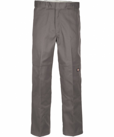 Dickies Double Knee Work Pant Charcoal Grey i gruppen Byxor hos Sivletto (w12734)
