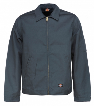 Dickies Unlined Eisenhower Jacket Charcoal Grey i gruppen Herr / Jackor hos Sivletto - Skylark AB (w12847)