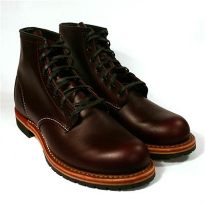 Red Wing Style No. 9011 Beckman Black Cherry  i gruppen Made in USA hos Sivletto (w1749)