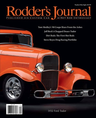 Rodder's Journal issue 58 i gruppen Udda-disk / Övrigt hos Sivletto - Skylark AB (w4556-58)