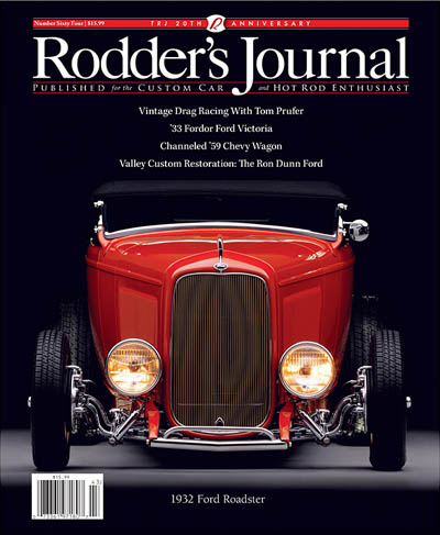 Rodder's Journal Issue 64 i gruppen Udda-disk / Övrigt hos Sivletto - Skylark AB (w4556-64)