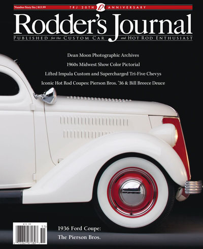 Rodder's Journal issue 66 i gruppen Udda-disk / Övrigt hos Sivletto - Skylark AB (w4556-66)