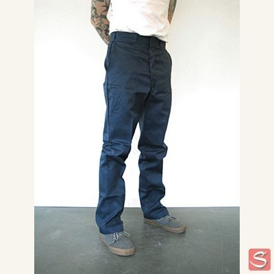 Dickies 874 Work pant Navy i gruppen Herr / Slacks hos Sivletto (w576)