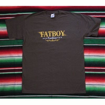 Fatboy The Tee i gruppen Udda-disk / Herr / T-shirts hos Sivletto (w5943)