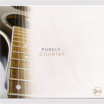 Purely... Country i gruppen Övrigt / Musik / CD hos Sivletto (w6107-c)