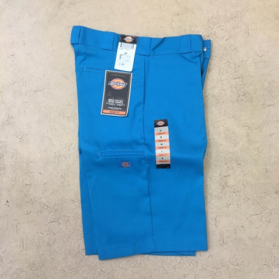 Dickies Work Shorts Multi pocket pacific blue i gruppen Herr / Shorts hos Sivletto (w6364)