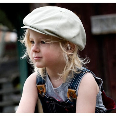 CTH Olle Jr. Windsor Putty kids cap i gruppen Barn / Accessoarer hos Sivletto - Skylark AB (w6423)
