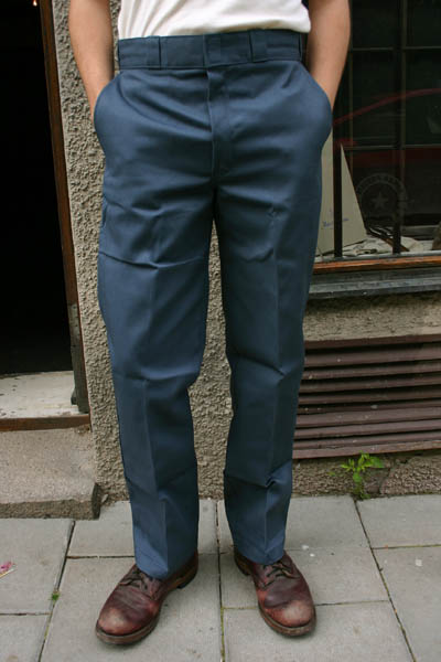 Dickies 874 Work Pant Air Force Blue i gruppen Byxor hos Sivletto - Skylark AB (w7035)