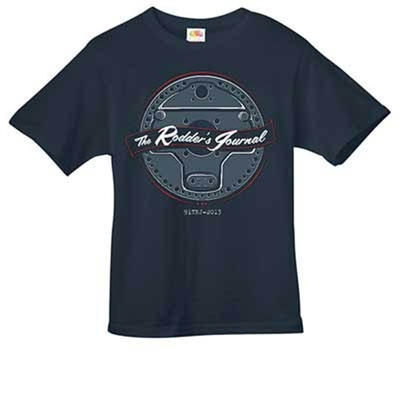 Rodder's Journal Black Backing Plate tee i gruppen Udda-disk / Herr / T-shirts hos Sivletto (w7681)