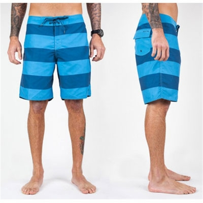 Brixton Plank blue trunks i gruppen Herr / Bad & Strand hos Sivletto (w7887)