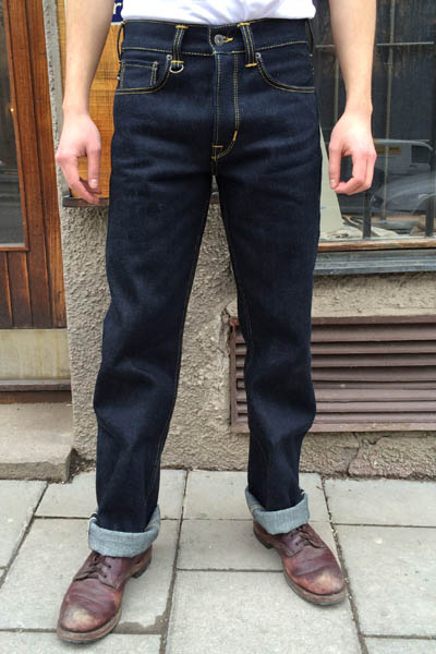 Pike Brothers 1948 Roamer Pant i gruppen Denim / Jeans hos Sivletto (w8981)