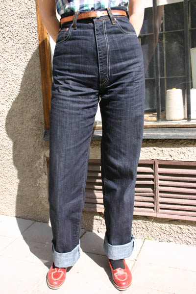 Freddies of Pinewood Norma i gruppen Denim / Jeans hos Sivletto (w9398)
