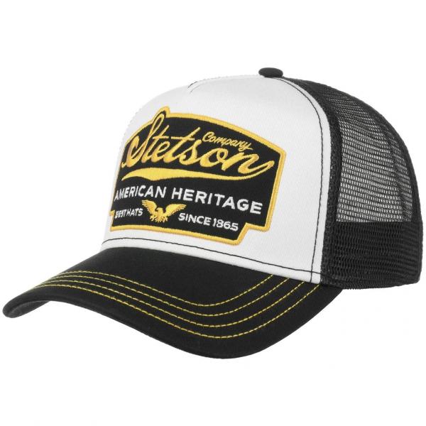 Stetson Trucker Cap American Heritage  ac1c978e7ae9e