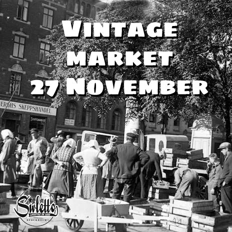 eb9a827681cc Vintage Market första advent 2016
