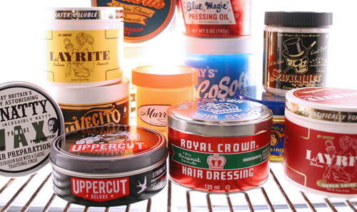 Get your pomade at sivletto.com